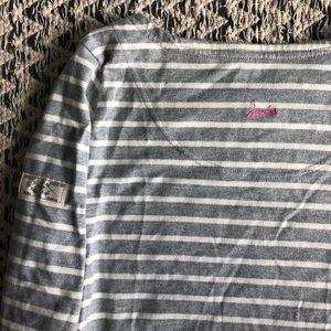 Joules Tops - Joules Harbour Long Sleeve Jersey Top